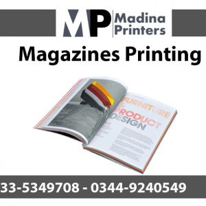 Magazines printing in islamabad and Rawalpindi