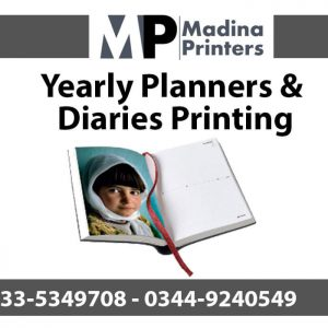 Yearly-Planners-&-Diaries printing in islamabad and Rawalpindi