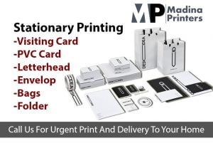 Stationary printing in islamabad and Rawalpindi
