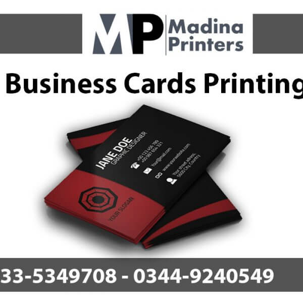 Business-card printing in islamabad and Rawalpindi