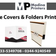 File-cover printing in islamabad and Rawalpindi