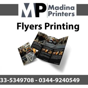 Flyers printing in islamabad and Rawalpindi