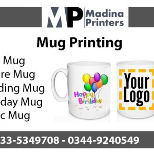 Mug printing in islamabad and Rawalpindi