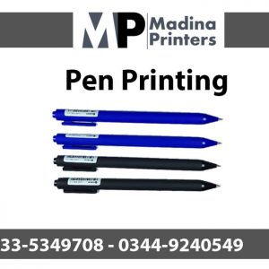 pen printing in islamabad and Rawalpindi